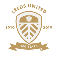Logo of Leeds United FC
