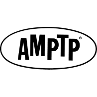 Logo of Alliance of Motion Picture & Television Producers (AMPTP)