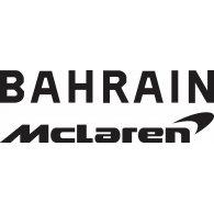 Logo of Bahrain_McLaren