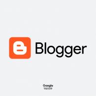 Logo of Blogger