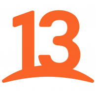 Logo of Canal 13 (Chile) 2018