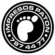Logo of IMPRESOS PATON