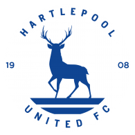 Logo of Hartlepool United FC