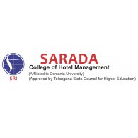 Logo of Sarada College of Hotel Management | Hyderabad