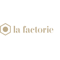 Logo of la factorie