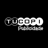 Logo of Tucopi Logotipo BW