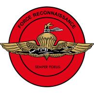 Logo of US Marines Force Reconnaissance