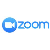 Logo of zoom 2020