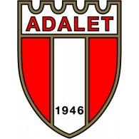 Logo of SK Adalet Istanbul (1950's logo)