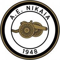 Logo of AEN Nikea (1950's logo)