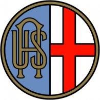 Logo of US Alessandria (1950's logo)