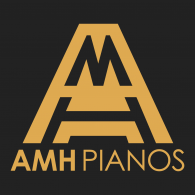 Logo of AMH Pianos Services London