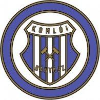Logo of Bányász Komlói (1960's logo)