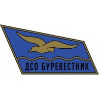 Logo of Burevestnik Chisinau (1950's logo)