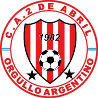Logo of Club Atlético 2 de Abril de San Francisco Córdoba