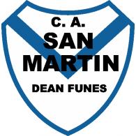 Logo of Club Atlético San Martín de Dean Funes Córdoba