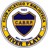 Logo of Club Atlético y Biblioteca River Plate de Bell Ville Córdoba