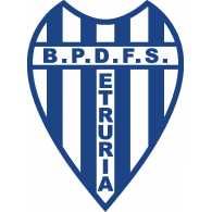 Logo of Club Biblioteca Popular Domingo Faustino Sarmiento de Etruria Córdoba
