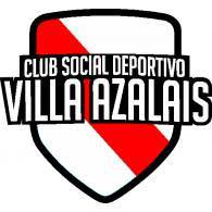 Logo of Club Social Deportivo Villa Azalais de Villa Azalais Córdoba
