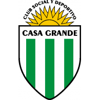 Logo of Club Social y Deportivo Casa Grande de Casa Grande Córdoba