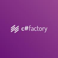 Logo of csharpfactory.io