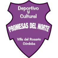 Logo of Deportivo y Cultural Promesas del Norte de Villa del Rosario Córdoba