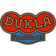 Logo of Dukla Pardubice (1950's logo)
