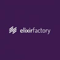 Logo of elixirfactory.io