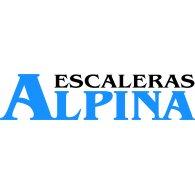Logo of ESCALERAS ALPINA