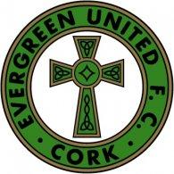 Logo of FC Evergreen United Cork (1950's logo)