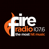 Logo of Fire Radio 107.6