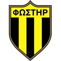 Logo of Fostiras Athens (1960's logo)