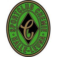 Logo of SC Chemie Halle-Leuna (1950's logo)