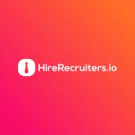 Logo of HireRecruiters.io