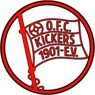 Logo of Kickers Offenbach (1950's logo)