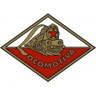 Logo of Locomotiva București (1950's logo)
