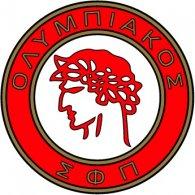 Logo of  SFP Olympiacos Piraeus (1960's logo)