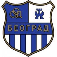 Logo of OSD Beograd (1950's logo)