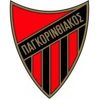 Logo of Pagkorinthiakos Corinth (1950's logo)