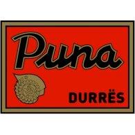 Logo of Puna Durrës (1950's logo)
