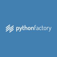 Logo of pythonfactory.io