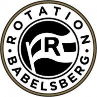 Logo of Rotation Babelsberg Potsdam (1950's logo)