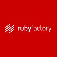 Logo of rubyfactory.io