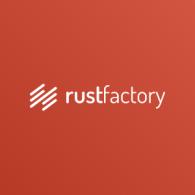 Logo of rustfactory.io