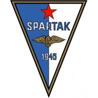 Logo of Spartak Subotica (1950's logo)