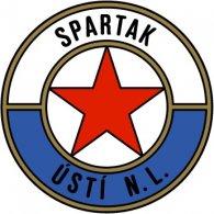 Logo of Spartak Usti-Nad-Labem (late 1950's logo)