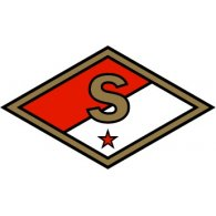 Logo of Spartaku Tirana (1950's logo)