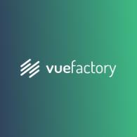 Logo of vuefactory.io