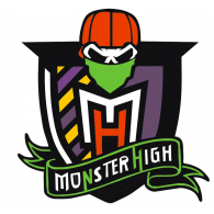 Logo of Monster High