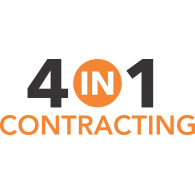 Logo of 4 in 1 Contracting